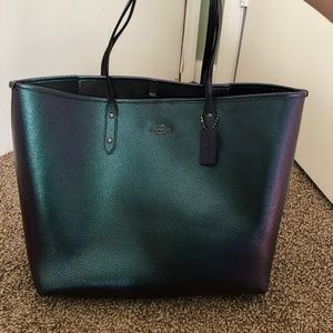 Coach Hologram Tote